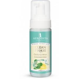 Afrodita Clean Phase - Pianka oczyszczająca dla skóry od normalnej po tłustą 150ml