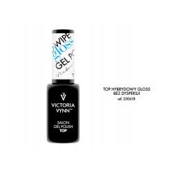 Victoria Vynn - GEL POLISH TOP NO WIPE GLOSS (bez przemywania)