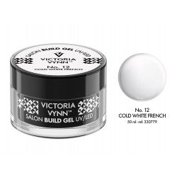 Victoria Vynn- SALON BUILD GEL Cold White French No. 12 - 50 ml