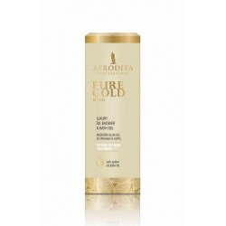 Afrodita - PURE GOLD 24Ka Żel do kąpieli i pod prysznic 150ml
