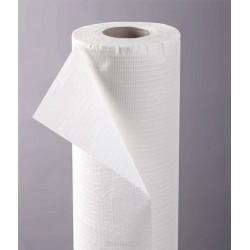 Podkład podfoliowany szer. 50 cm biały z perf. co 50 , 100 odcinkow