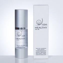 HEALTHY SKIN Serum żel z naturalnym śluzem ślimaka i kwasem hialuronowym - 30 ml