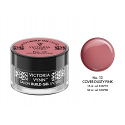 Vicotria Vynn SALON BUILD GEL Cover Dusty Pink No. 13 - 50 ml
