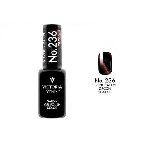 Victoria Vynn - Stone Cat Eye Zircon No. 236