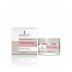 Afrodita - Winoterapia - Krem nawilżający z winem