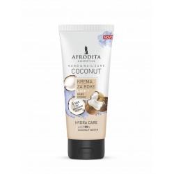Afrodita - Kokosowy krem do rąk