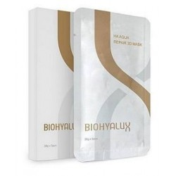 BioHyalux HA Aqua Repair 3D Mask płat 38 g