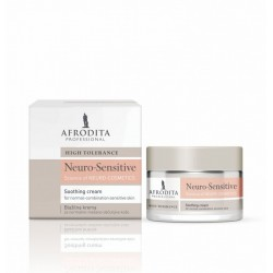 Afrodita Neuro-sensitive krem łagodzący dla skóry normalnej i mieszanej 50ml