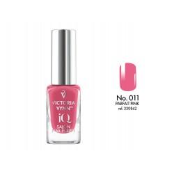 Lakier klasyczny Nail Polish IQ Parfait Pink 9 ml (011) VICTORIA VYNN