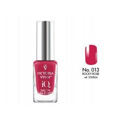 Lakier klasyczny Nail Polish IQ Rocky Rose 9 ml (013) VICTORIA VYNN