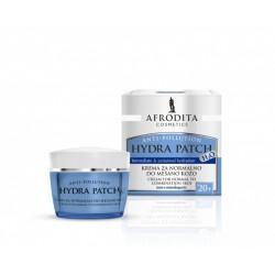 Afrodita Hydra Patch - Krem nawilżający dla skóry normalnej lub mieszanej