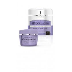 Afrodita Collagen 4D - Krem dla skóry suchej 50 ml