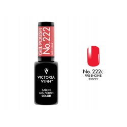GEL POLISH LAKIER HYBRYDOWY FIRE ENGINE 8 ML (222) VICTORIA VYNN