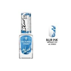ATRAMENT DO ZDOBIEŃ BLUR INK - METALLIC 015 10 ML (015) VICTORIA VYNN