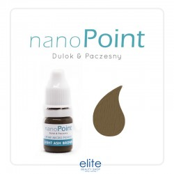 nanoPoint CREME MICRO PIGMENT 5 ml - Light Ash Brown