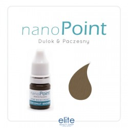 nanoPoint CREME MICRO PIGMENT 5 ml - Coconut Brown