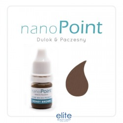 nanoPoint CREME MICRO PIGMENT 5 ml - Honey Brown