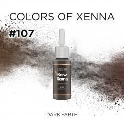 BrowXenna 107 Dark Earth