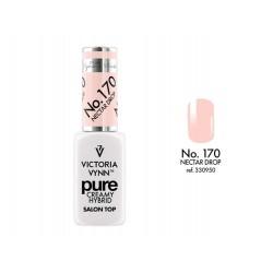 PURE Lakier hybrydowy Nectar Drop 8 ml (170) Victoria Vynn