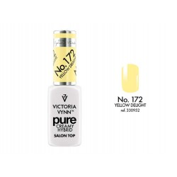 PURE Lakier hybrydowy Yellow Delight 8 ml (172) Victoria Vynn