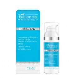 Supremelab Hydra-Hyal2 Injection Nawadniająco-liftingujący krem do twarzy z kwasem hialuronowym SPF 15 50ml