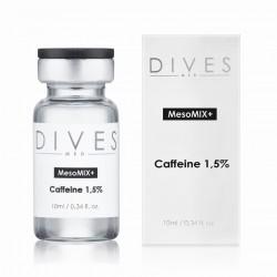 DIVES MED - CAFFEINE 1,5%/ KOFEINA 1X10ML