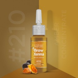Browhenna - Amber Concentrate
