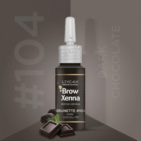 Browhenna - Bitter Chocolate Nr 4