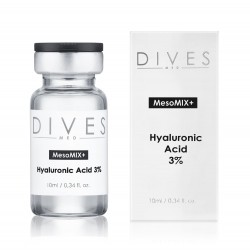 DIVES MED - HYALURONIC ACID 3% 1X10ML