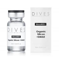 DIVES MED - ORGANIC SILICON + DMAE / KRZEM + DMAE 1X10ML