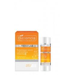 Supremelab Energy Boost Rozjaśniające serum ze stabilną Witaminą C 15ml