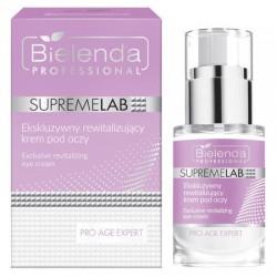 Supremelab Pro Age Expert Ekskluzywny rewitalizujący krem pod oczy 15 ml