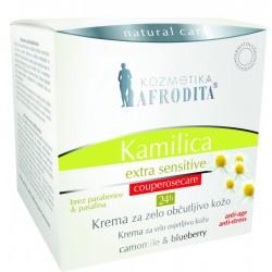 Afrodita, Krem 24h extra sensitive