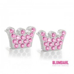 Blomdahl, Brilliance Princess Light Rose 9 mm