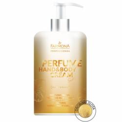 PERFUME HAND&BODY CREAM Gold 300ml