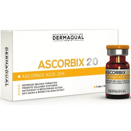 DERMAQUAL ASCORBIX 20% WITAMINA C 1X10ML