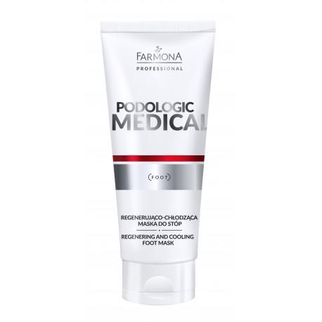 Farmona PODOLOGIC MEDICAL maska regenerująco-chłodząca do stóp 200 ml