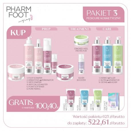 VICTORIA VYNN PHARM FOOT Pakiet produktowy nr 3 Pedicure kosmetyczny