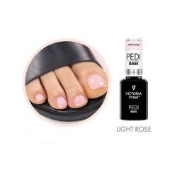Victoria Vynn Baza hybrydowa do pedicure Pedi Base Light Rose 15 ml