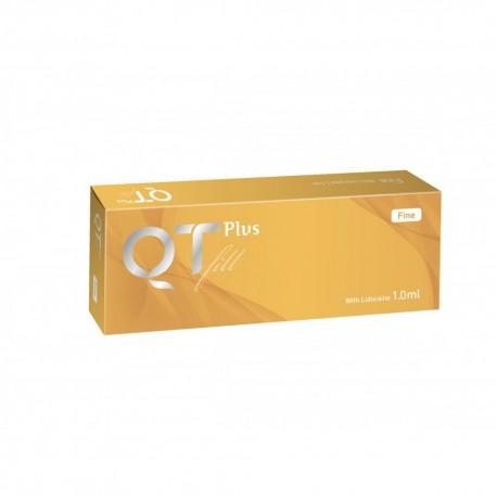 QT Fill Plus Fine kwas hialuronowy usieciowany 1 ml