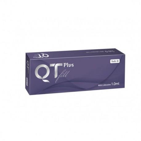 QT Fill Plus Sub-Q ampułkostrzykawka 1 ml