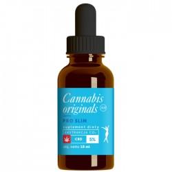 Olejek CBD PRO Slim 5% 10ml Cannabis originals