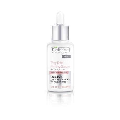 Bielenda Peptydowe ujędrniające serum na okolice oczu 30 ml