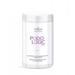 Farmona Podologic Fitness Antybakteryjna sól do kąpieli stóp z jonami srebra 1400g