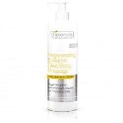 Bielenda Regenerująco- witaminowa oliwka do masażu ciała 500ml