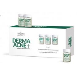 Farmona, DERMAACNE+ Aktywny koncentrat normalizujący 5 x 5 ml