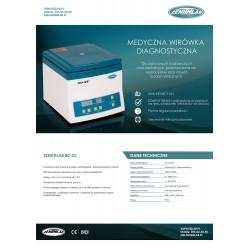 Wirówka Laboratoryjna Zenithlab 80 - 2C