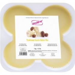 Depileve Wosk tradycyjny masło karite 1 kg