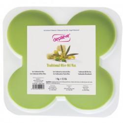 Depileve Wosk tradycyjny oliwkowy 1kg
