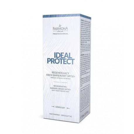 Farmona, IDEAL PROTECT Regenerujący krem barierowy spf50+ Bardzo wysoka ochrona